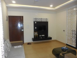 2 Bhk 116sqmt flat fully furnished for Rent in Arpora, North-Goa.(26k)