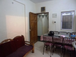 1 Bhk Flat 50sqmt for Rent in Ribandar, North-Goa (9K)