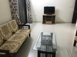 3 Bhk 135sqmt flat Semi-furnished for Rent in Kadamba plateau, Old-Goa.(24k)