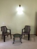 1 Bhk 46sqmt flat Unfurnished for Rent in Siolim, North-Goa.(11K)