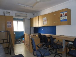 Office Premises 55sqmt for Sale in Patto-Panjim, North-Goa (67L)