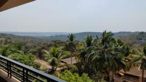 2 Bhk 104sqmt flat fully furnished for Sale in Porvorim, North-Goa.(80L)