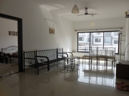 2 Bhk 103sqmt flat Brand new for Rent in Salvador do Mundo, Porvorim North-Goa.(20K)