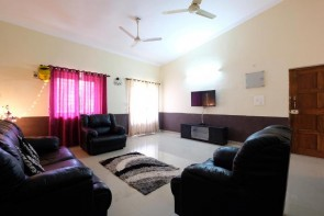 2 Bhk 100sqmt fully furnished flat for Rent in Calangute, North-Goa (24K)