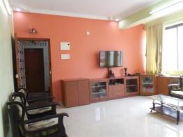 2 Bhk 80sqmt flat furnished for Rent in Porvorim, North-Goa.(25k)