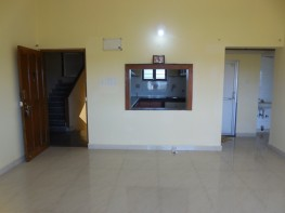 2 Bhk 85sqmt flat Semi-furnished for Rent in Porvorim, North-Goa.(13k)