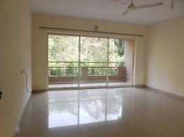 3 Bhk 160sqmt flat Semi-furnished for Rent in Porvorim, North-Goa. (30k)
