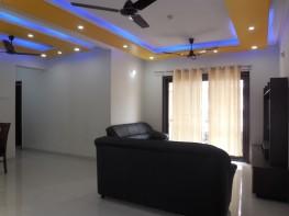 2 Bhk 115sqmt furnished flat for Rent in Porvorim North-Goa. (28k)