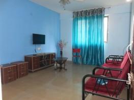 2 Bhk 99sqmt flat with Terrace for Rent in Porvorim, North-Goa. (18k)