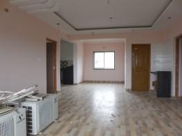 2 Bhk 150sqmt flat with Puja room for Rent in Porvorim, North-Goa. (18k)