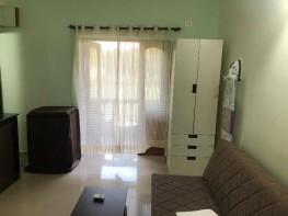 1 Bhk 46sqmt flat Unfurnished for Sale in Siolim, North-Goa.(30L)