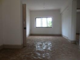 2 Bhk 117sqmt flat for Sale in Ribandar, North-Goa.(50L)