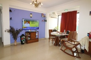 3 Bhk 117sqmt flat for Sale in Porvorim, North-Goa. (63L)